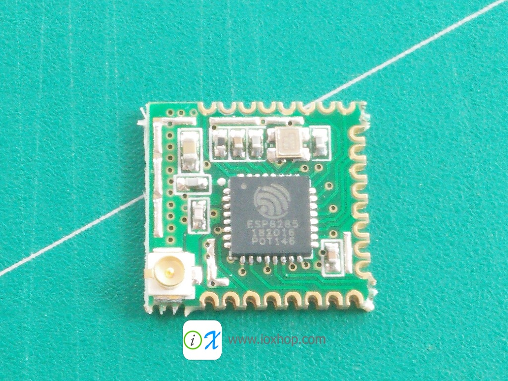 PSF-A85 ESP8285 New WiFi Chip ESP8266 + 1MB flash