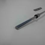 10 mm linear shaft (แบ่งขาย 1 cm)