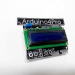 LCD Keypad Shield LCD 16x2 for Arduino