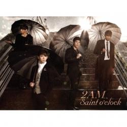 "[PRE-ORDER] 투에이엠 (2AM) - 1st Album Limited Edition ""SAINT O'CLOCK"""