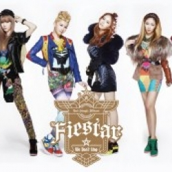 "[PRE-ORDER] Fiestar - 2nd Single Album ""We Don't Stop"""