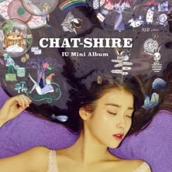 """[PRE-ORDER] IU - 4th Mini Album """"CHAT-SHIRE"""""""