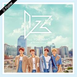 "[PRE-ORDER] IZ - 1st Mini Album ""ALL YOU WANT"""