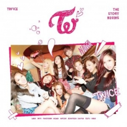 "[PRE-ORDER] TWICE - 1st Mini Album ""THE STORY BEGINS"""