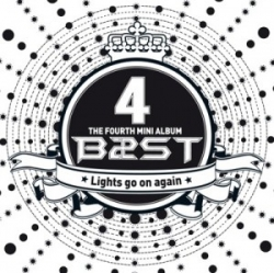 "[PRE-ORDER] BEAST - 3rd Mini Album ""Lights Go On Again"" (CD+DVD) (Deluxe Special Asian Edition)"