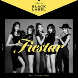 "[PRE-ORDER] Fiestar - 1st Mini Album ""Black Label"""