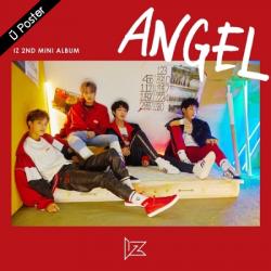 "[PRE-ORDER] IZ - 2nd Mini Album ""ANGEL"""