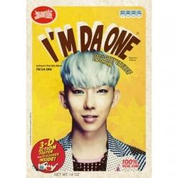 "[PRE-ORDER] 투에이엠 조권 (2AM JO KWON) - 1st Album ""I'M DA ONE"""