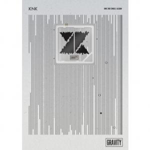 "[PRE-ORDER] KNK - 2nd Single Album ""GRAVITY"" (Kihno Album)"