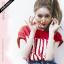 "[PRE-ORDER] {อัลบั้มไซน์} CHUNG HA - 1st Mini Album ""HANDS ON ME"" thumbnail 1"