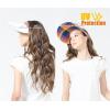 ตัวอย่าง หมวกกอล์ฟ หมวกกันUV หมวกไวเซอร์ ปีกกว้างพิเศษ