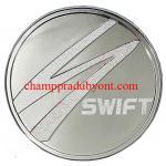 ครอบฝาถังน้ำมันโครเมี่ยม SUZUKI SWIFT ECO 12-16