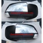 กระจกมองข้างปรับไฟฟ้า CHEVROLET TAILBLAZER 12-16 โครเมี่ยม