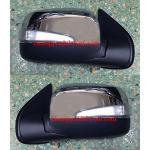 กระจกมองข้างปรับไฟฟ้า ISUZU MU-7 08-13 โครเมี่ยม