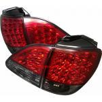 ไฟท้าย LEXUS RX300 99-03 SMOKE แดง LED