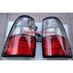 ไฟท้าย ISUZU TFR 97-02 DRAGON EYE ขาวแดงเพชร LED