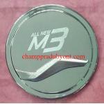ครอบฝาถังน้ำมันโครเมี่ยม MAZDA 3 14-16 5D