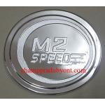 ครอบฝาถังน้ำมันโครเมี่ยม MAZDA 2 10-14 4D