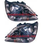 ไฟหน้าเพชร LEXUS RX300 99-03 ดำ