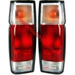 ไฟท้าย NISSAN BIG-M TD 86-90 ขาวแดง