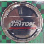 ครอบฝาถังน้ำมันโครเมี่ยม MITSUBISHI TRITON 15-16 4D