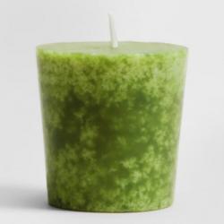 เทียนโวทีฟ [VOTIVE Candle] กลิ่นซิตรัส [CITRUS CILANTRO] 6 ชิ้นต่อแพ็ค
