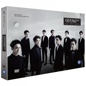 "[PRE-ORDER] EXO - EXO PLANET #2 ""The EXO'luXion in Seoul"" (DVD)"