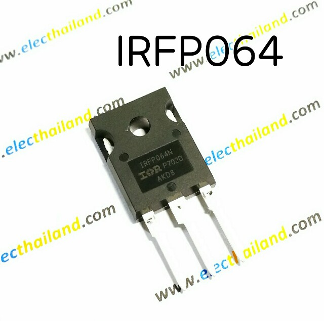 IRFP064 N Channel Mosfet 55V 110A 200W
