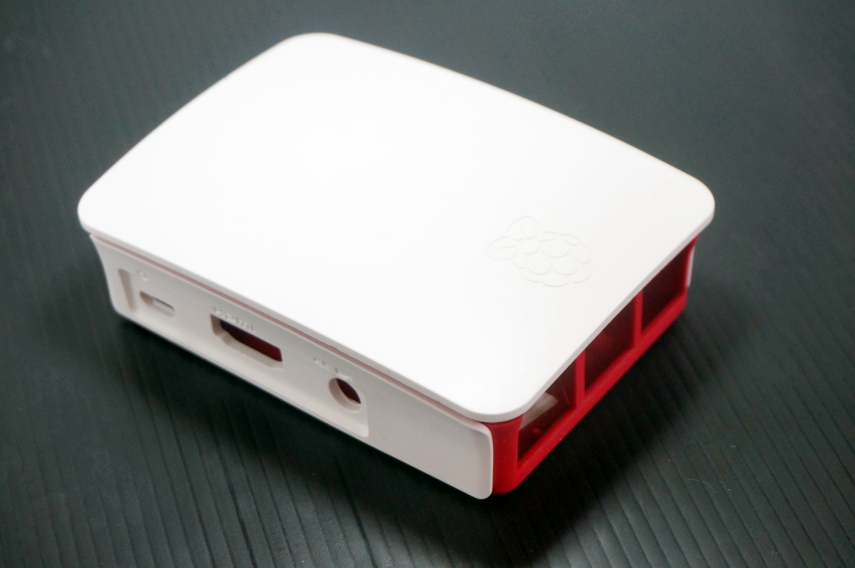 Raspberry Pi 3 case ABS enclosure