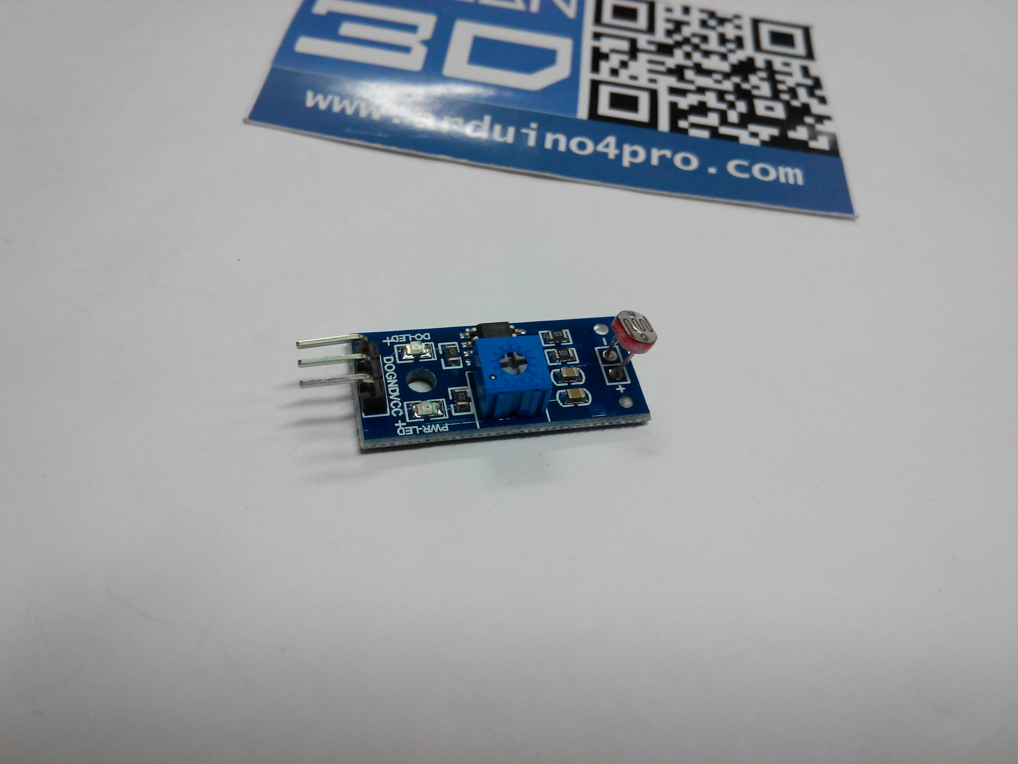 Light sensor module (Digital output)