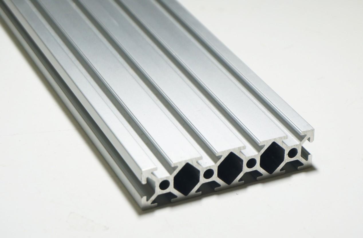 อลูมิเนียมโปรไฟล์ 2080 (แบ่งขาย 10 cm)