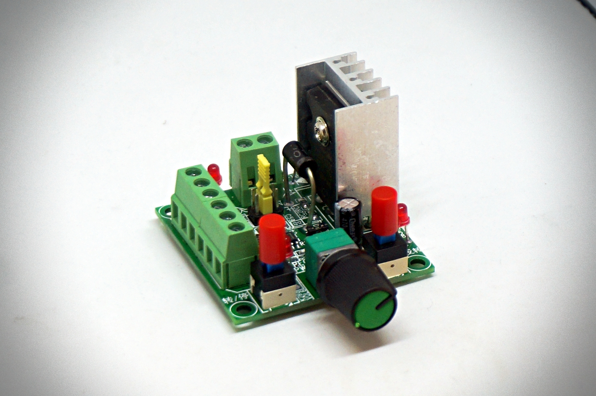 Stepper Motor Driver Speed Control Module
