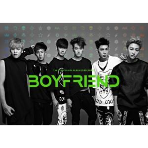 """[PRE-ORDER] BOYFRIEND - 2nd Mini Album """"Obsession"""""""