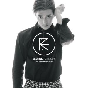"[PRE-ORDER] ZhouMi (Super Junior M) - 1st Mini Album ""Rewind"""