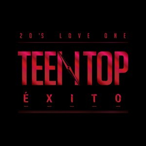 "[PRE-ORDER] 틴탑 (TEENTOP) - 20's Love One TEENTOP ""EXITO"""