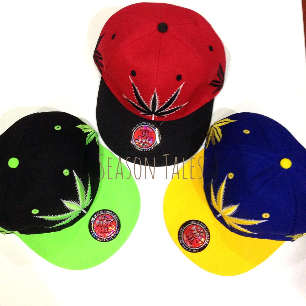 หมวกฮิปฮอป HipHop Snapback