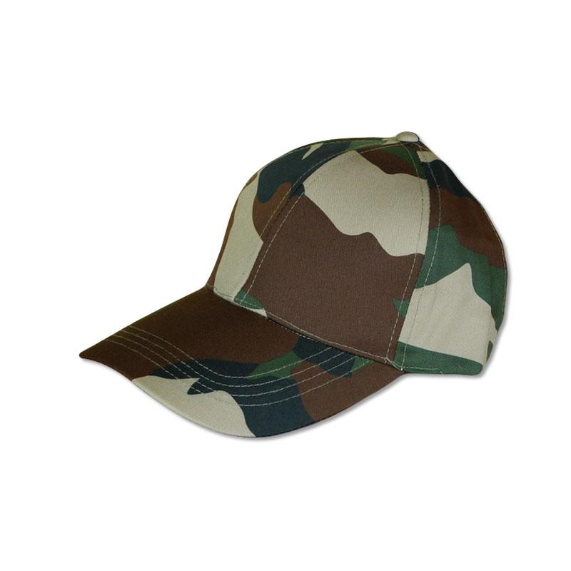หมวกแก๊ป ลายพราง ลายทหาร by Season Tales