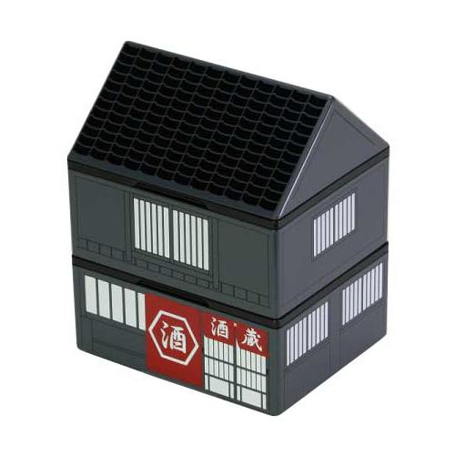 Bento House Sakaya - เบนโตะร้านขายเหล้า (บ้านสีเทา)