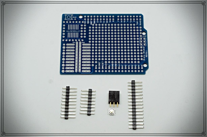 Proto Screw Shield Board สำหรับ Arduino