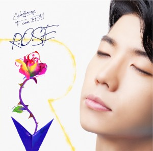 "[PRE-ORDER] Jang Woo Young (2PM) - 1st Single Album ""R.O.S.E"""