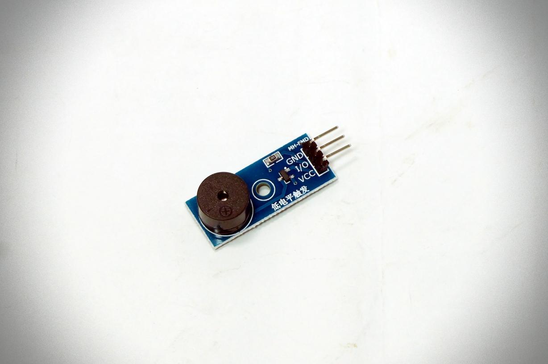 Buzzer module low level trigger