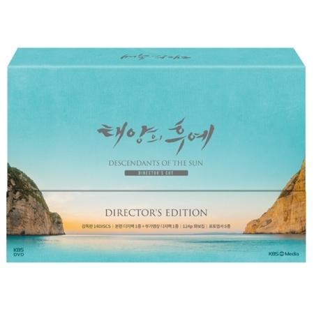 [PRE-ORDER] DESCENDANTS OF THE SUN (DIRECTOR'S EDITION - DVD 14 DISC)