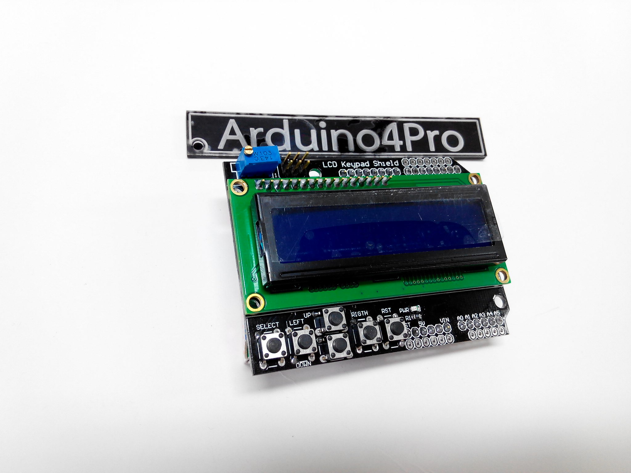 LCD Keypad Shield LCD 16x2 for Arduino