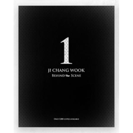"[PRE-ORDER] JI CHANG WOOK - JCW ""BEHIND THE SCENE"" PHOTO BOOK"