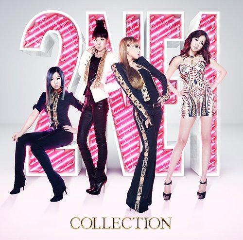 "[PRE-ORDER] 2NE1 - Japan Album ""Collection"" (CD+DVD)"