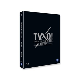 "[PRE-ORDER] TVXQ - TVXQ! SPECIAL LIVE TOUR ""T1ST0RY in SEOUL"" (Blu-Ray)"