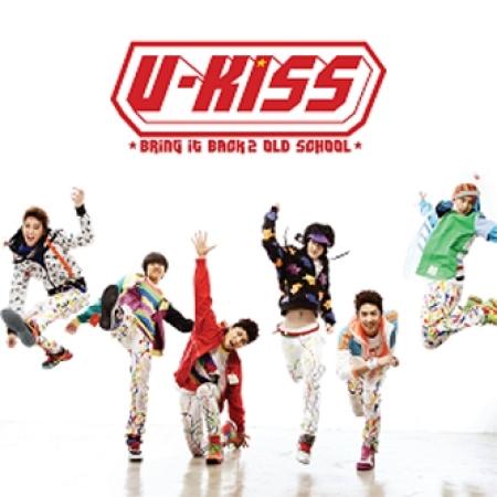 """[PRE-ORDER] U-KISS - 2nd Mini Album """"BRING IT BACK 2 OLD SCHOOL"""""""