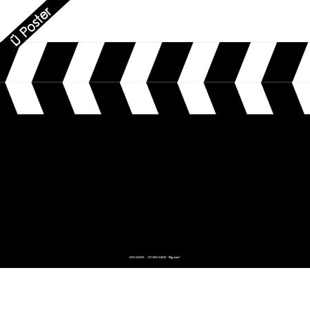 "[PRE-ORDER] JUNG IL HOON - 1st Mini Album ""BIG WAVE"""