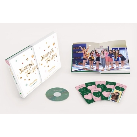 [PRE-ORDER] TWICE - MERRY & HAPPY MONOGRAPH (Limited Edition)