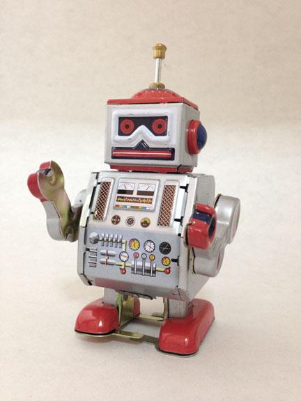 หุ่นยนต์ไขลาน